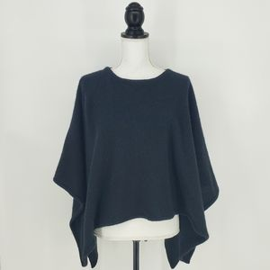 Neiman Marcus Cashmere Collection Poncho
